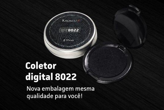 Coletor digital 8022 - Nova embalagem mesma qualidade