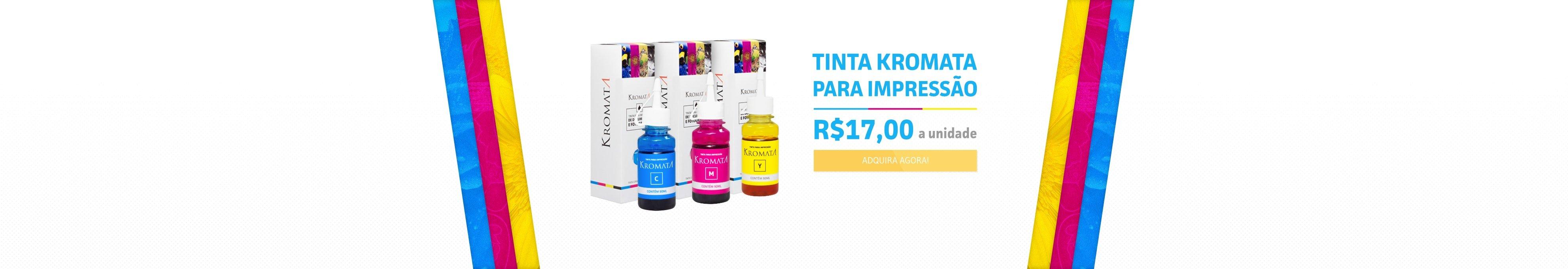 Adquira agora sua tinta colorida Kromata!