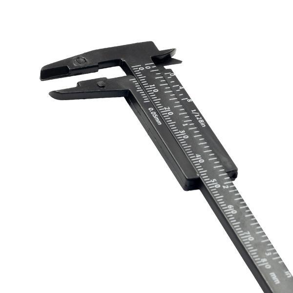 Foto 1 Paquímetro Plástico 80mm