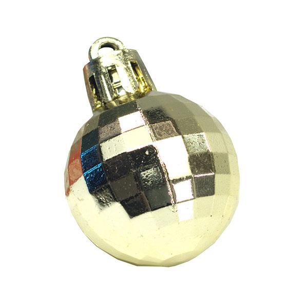 Foto 1 Kit Bola de Natal  3 cm