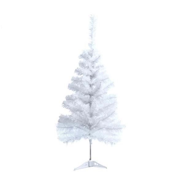 Foto 1 Arvore de Natal  Branca 90cm