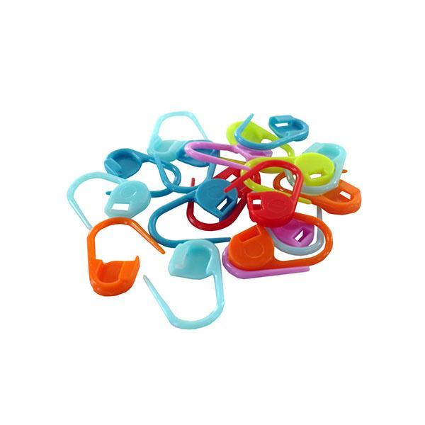 Foto 1 Marcadores para Patchwork  Ponto Cadeado Plástico