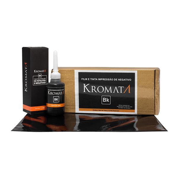 Foto 1 Kit Kromata Basic para Produção de Negativos