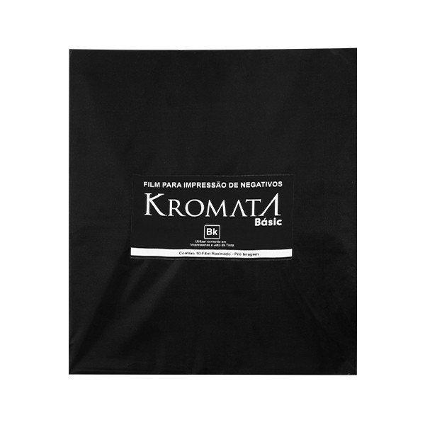 Foto 3 Kit Kromata Basic para Produção de Negativos