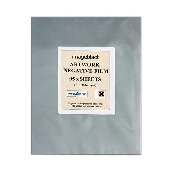Foto 1 Film micro poroso para Imagepac A4 - 5 unidades