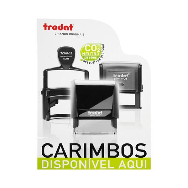 Foto 1 Adesivo trodat - Carimbos Disponíveis Aqui