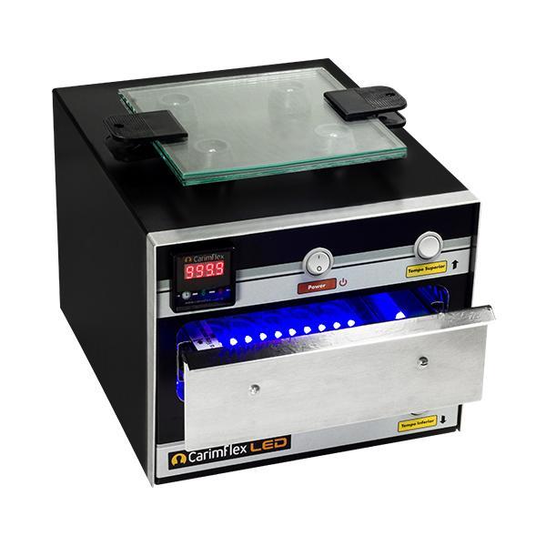 Foto 2 Máquina De Carimbos LED + Kit de Aprendizagem
