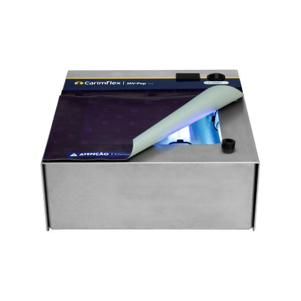 Foto 3 Máquina de carimbos MV-Pop G4 + Kit de Aprendizagem