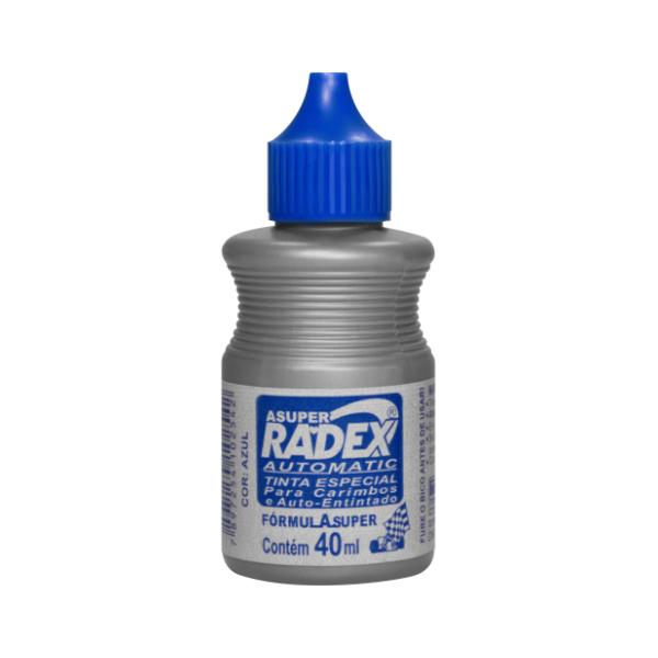 Foto 1 Tinta Radex para Carimbos automáticos - 40ml