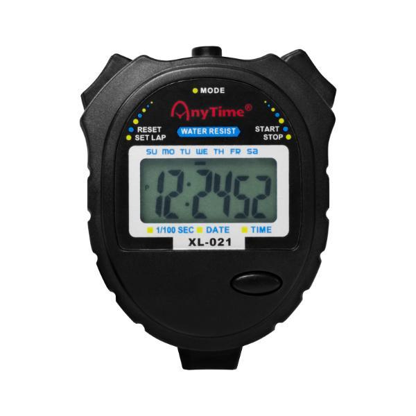 Foto 1 Cronômetro Progressivo Digital Relógio Alarme Data SportWatch XL-021
