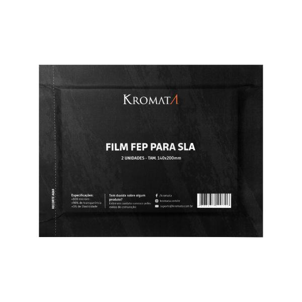 Foto 1 Film FEP para SLA Kromata 100µ - 2unid
