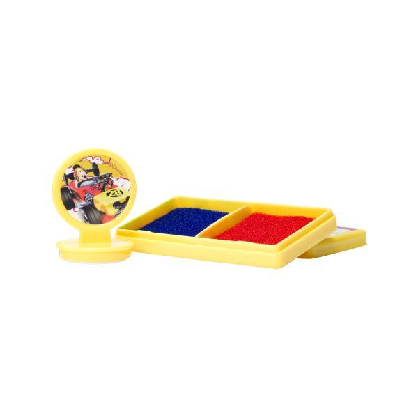 Foto 3 Kit 04 Carimbos Infantis - Disney (Mickey)