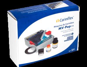 Caixa Máquina de Carimbos CarimFlex MV-Pop G4