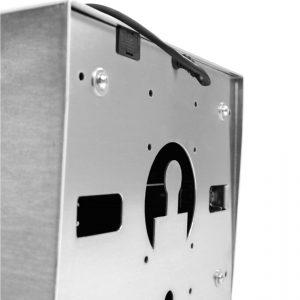 Máquina M-300 sistema de resfriamento slide